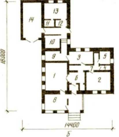 Проект 184 16 27 1 жилая площадь 31 м2 общая